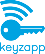 keyzapp-logo-blue-transparent-portrait